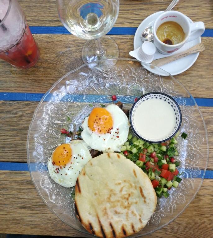 Mazel Tov - Herzliya Breakfast