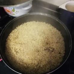 Ryż na maqlubę