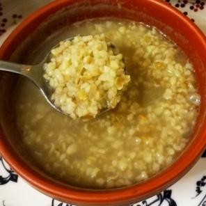 Zupa z bulgurem