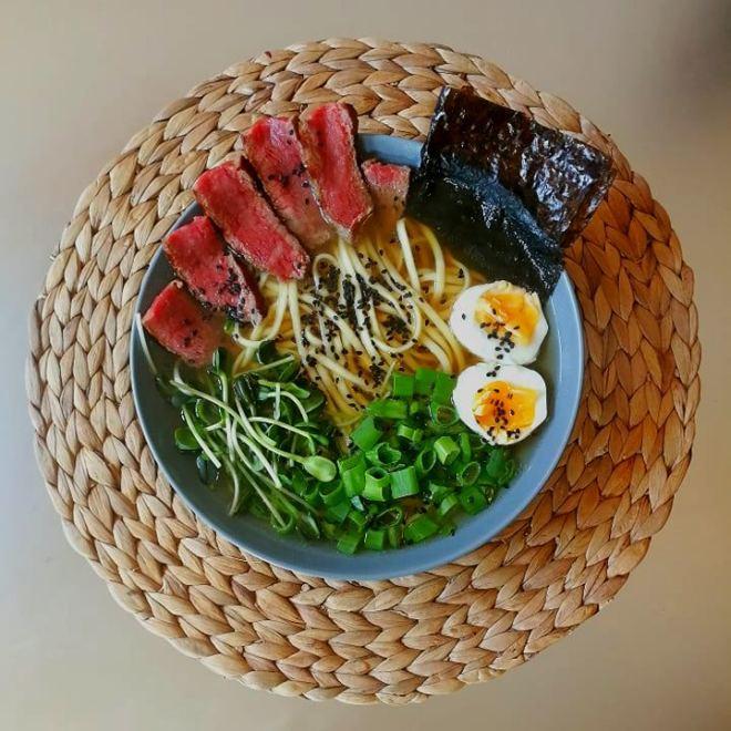 Steak Ramen