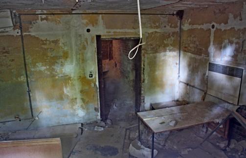 Opuszczone krematorium