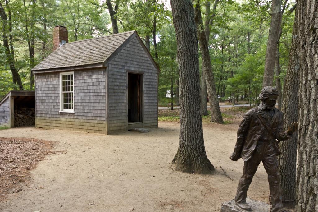 Domek Henry'ego Thoreau